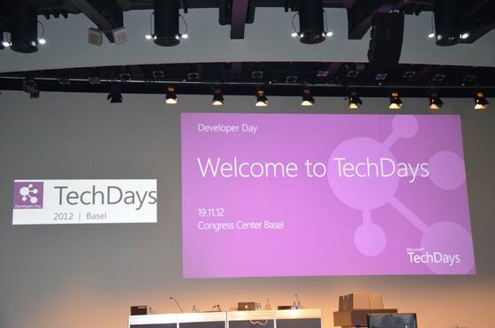 2012-11-19 - Techdays 2012 Basel - Developer Day 015