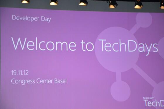 2012-11-19 - Techdays 2012 Basel - Developer Day 016