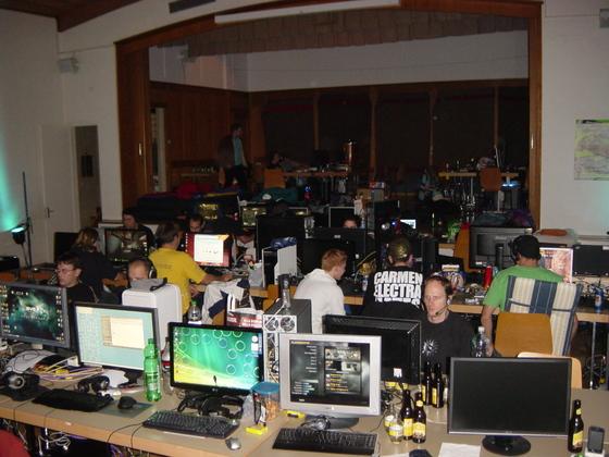 2009-10-31 - DreamLAN 11 - 016