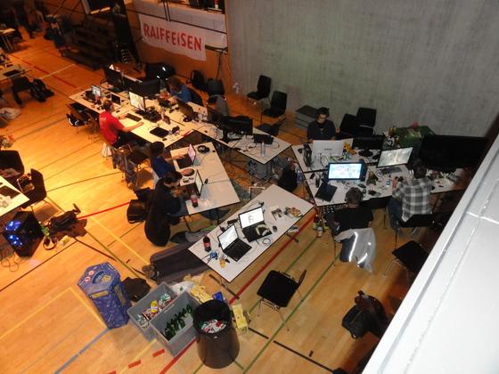 2012-10-12 - NoProbLAN 31.3 - 012