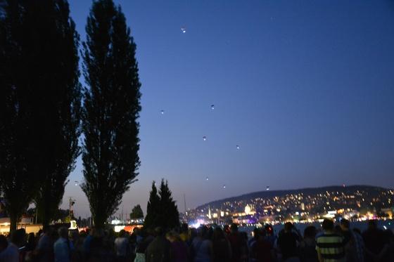 Zuerifaescht Feuerwerk 2013 - 003