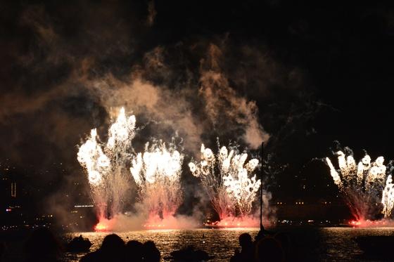 Zuerifaescht Feuerwerk 2013 - 004