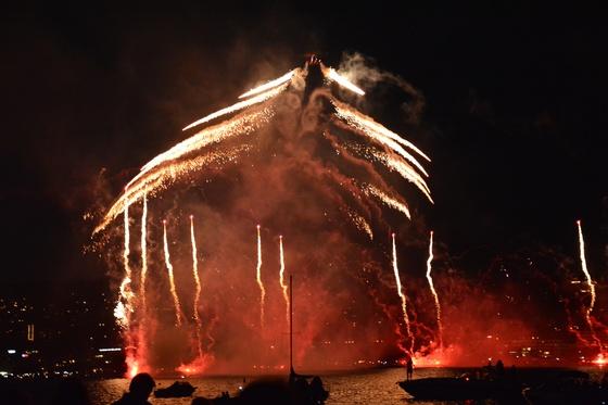 Zuerifaescht Feuerwerk 2013 - 006