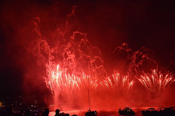 Zuerifaescht Feuerwerk 2013 - 015