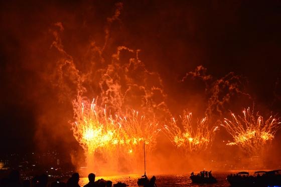 Zuerifaescht Feuerwerk 2013 - 016