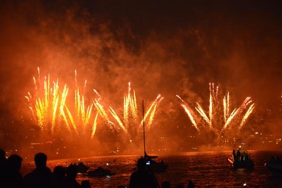 Zuerifaescht Feuerwerk 2013 - 025
