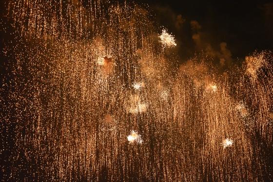 Zuerifaescht Feuerwerk 2013 - 028