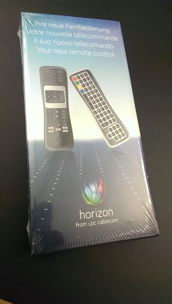 Cablecom Horizon Remote Control (1)