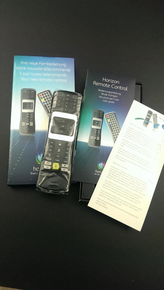 Cablecom Horizon Remote Control (2)