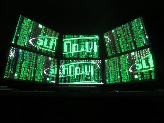 Hex-Screen Setup