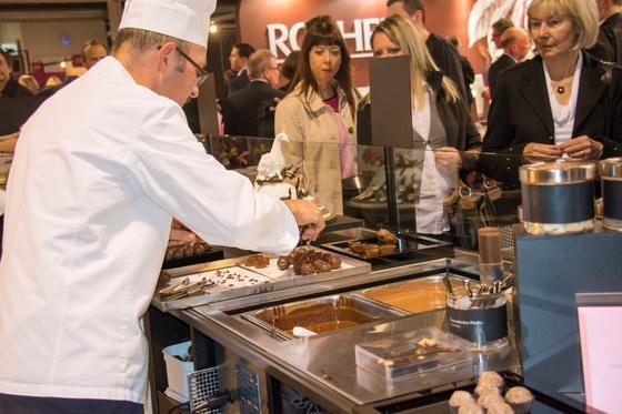 2014-04-03 - Salon Du Chocolat 2014 - 002
