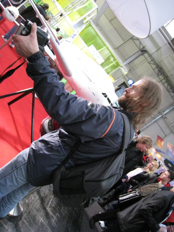 CEBiT 2009 (Blulach) - 004