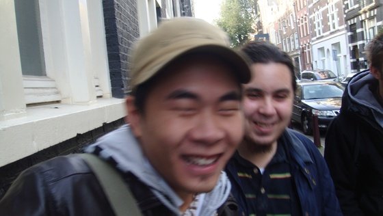 Amsterdam Trip 2008 (red) - 009