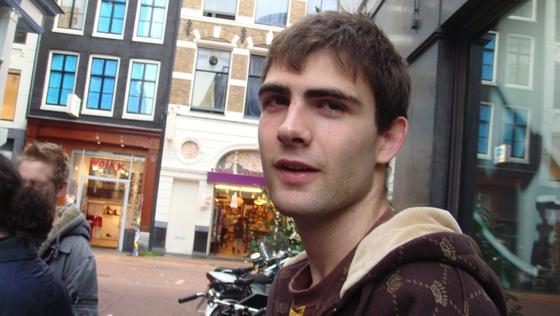 Amsterdam Trip 2008 (red) - 011