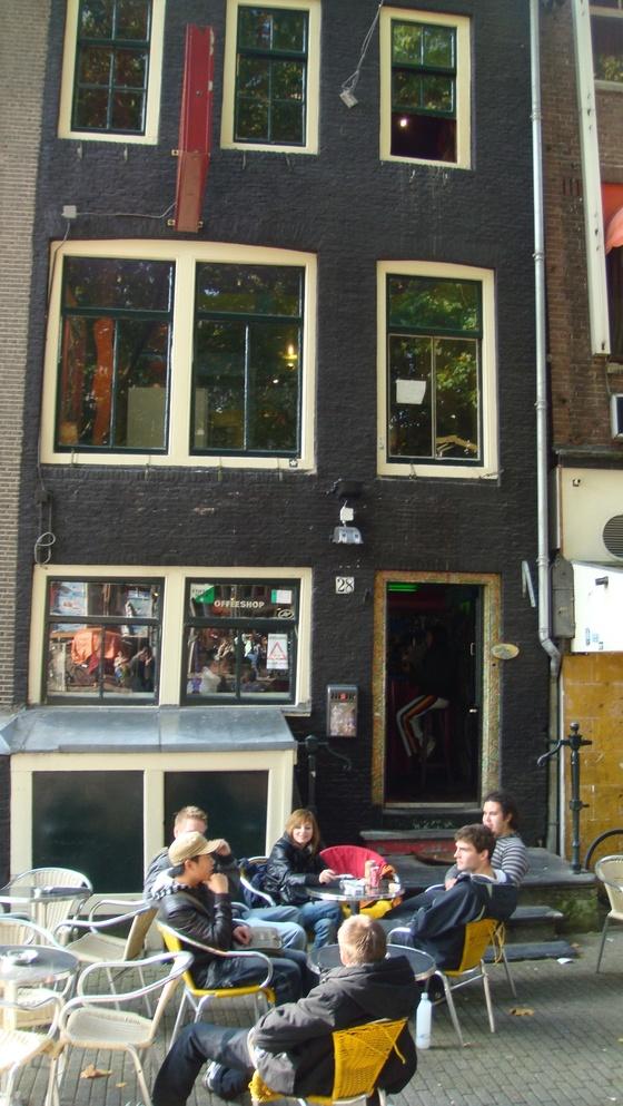 Amsterdam Trip 2008 (red) - 023