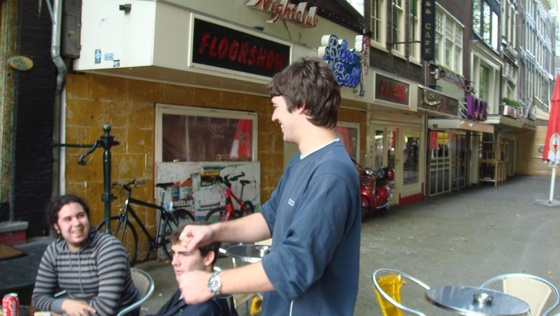 Amsterdam Trip 2008 (red) - 025