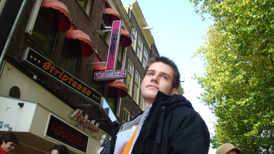 Amsterdam Trip 2008 (red) - 028