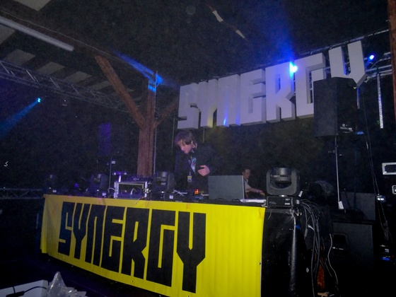 Synergy @ Alte Kaserne feat. John O'Callaghan - 001