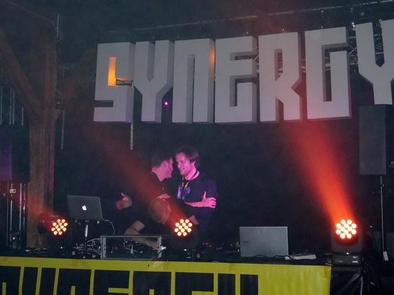 Synergy @ Alte Kaserne feat. John O'Callaghan - 006