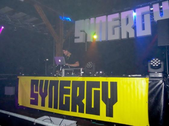 Synergy @ Alte Kaserne feat. John O'Callaghan - 009