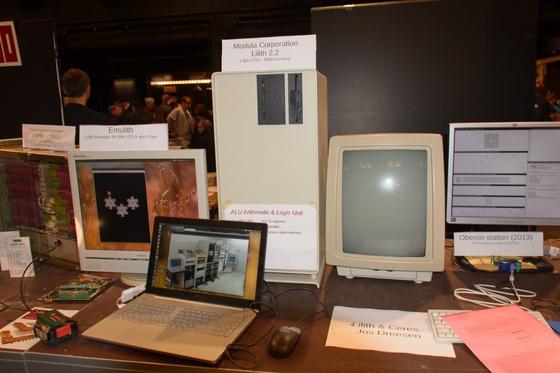 Vintage Computer Festival Zürich 2016 - 002