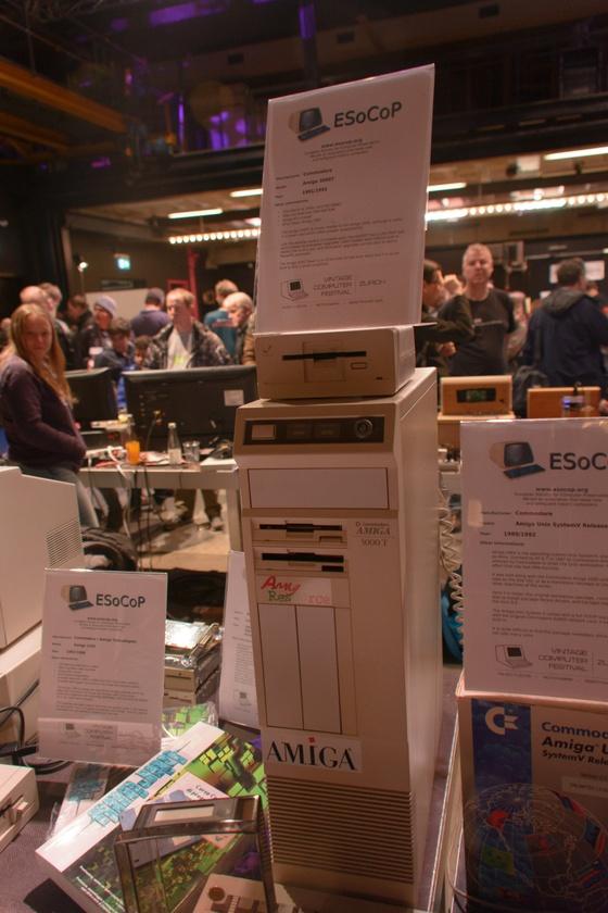Vintage Computer Festival Zürich 2016 - 020