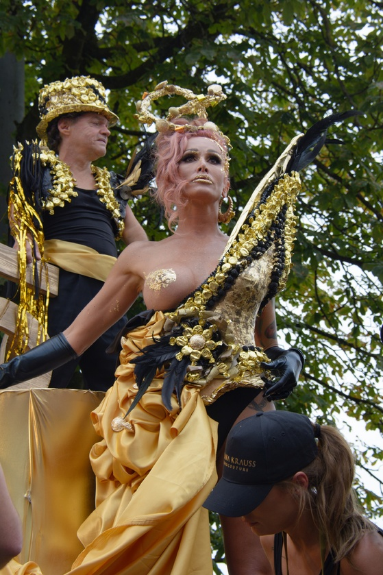 Street Parade 2017 - part two - 029