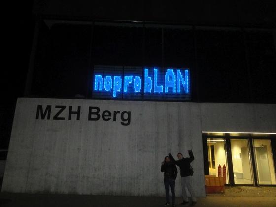 NoProbLAN 61.0 - 002