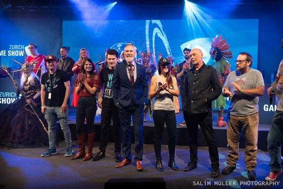 Zürich Game Show 2018 - Tag 1 - 023