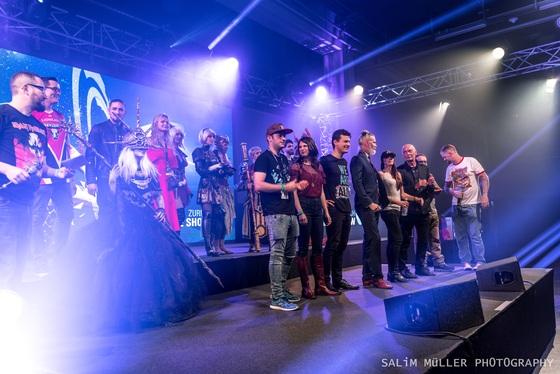 Zürich Game Show 2018 - Tag 1 - 028