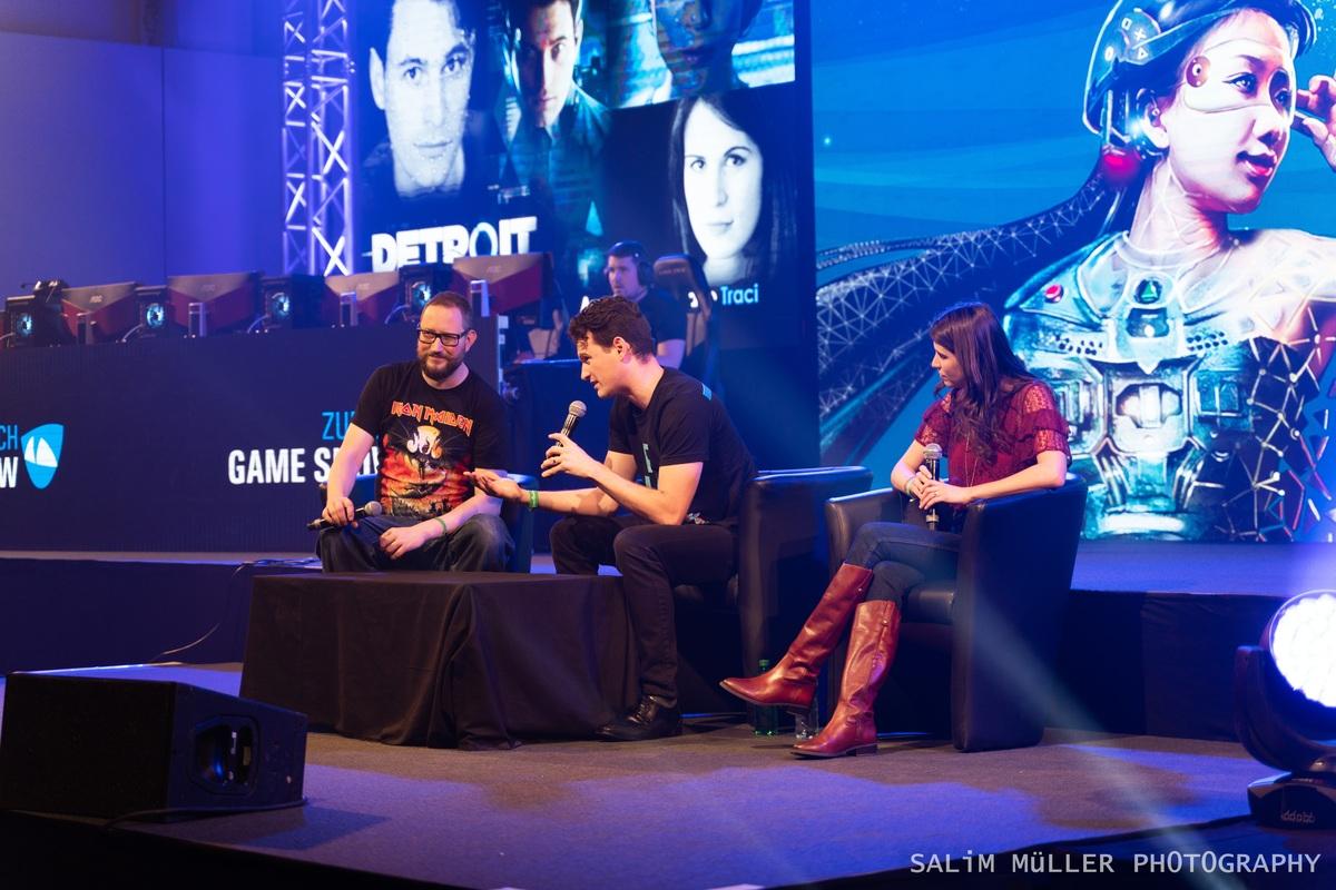 Zürich Game Show 2018 - Tag 1 - 091