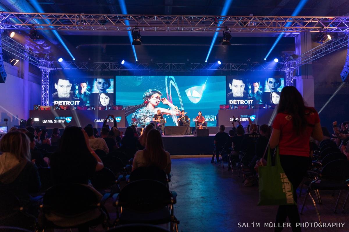 Zürich Game Show 2018 - Tag 1 - 099