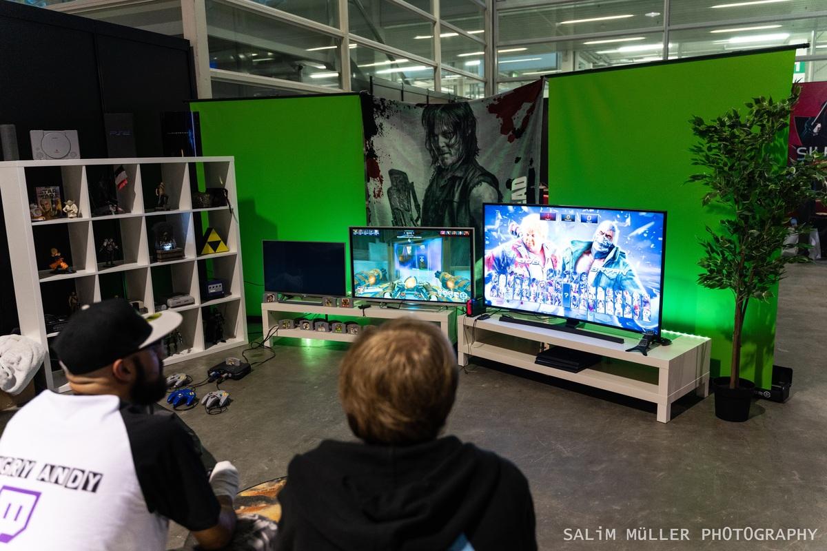 Zürich Game Show 2018 - Tag 1 - 104