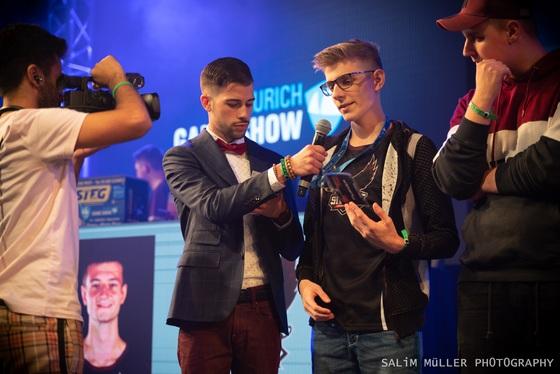 Zürich Game Show 2018 - Tag 3 - 009