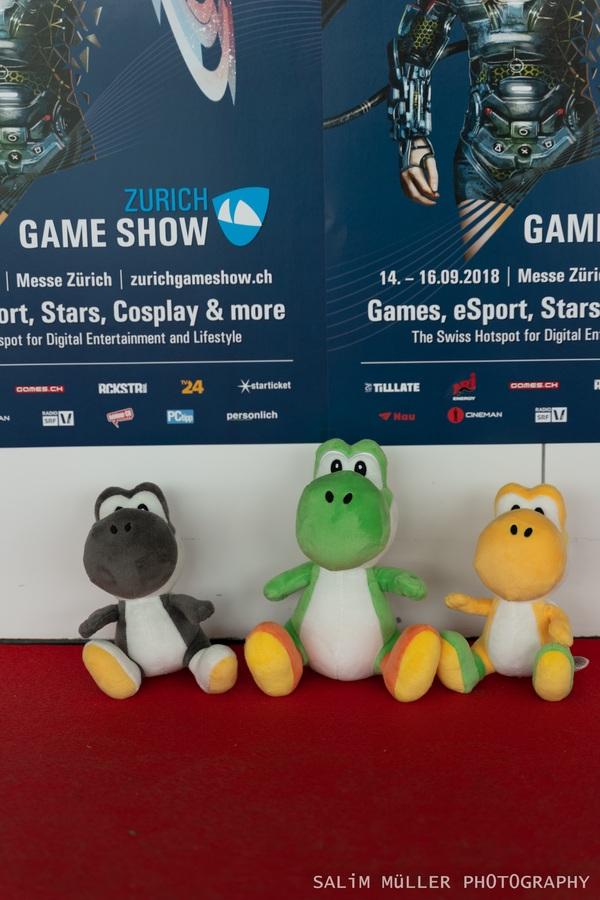Zürich Game Show 2018 - Tag 3 - 034