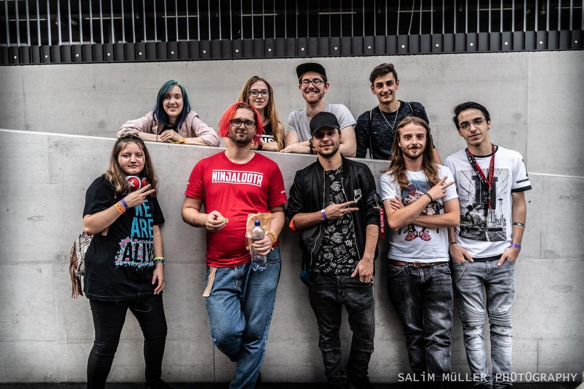 Zürich Game Show 2018 - Tag 3 - 050