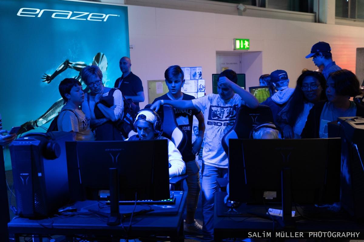 Zürich Game Show 2018 - Tag 2 - 051