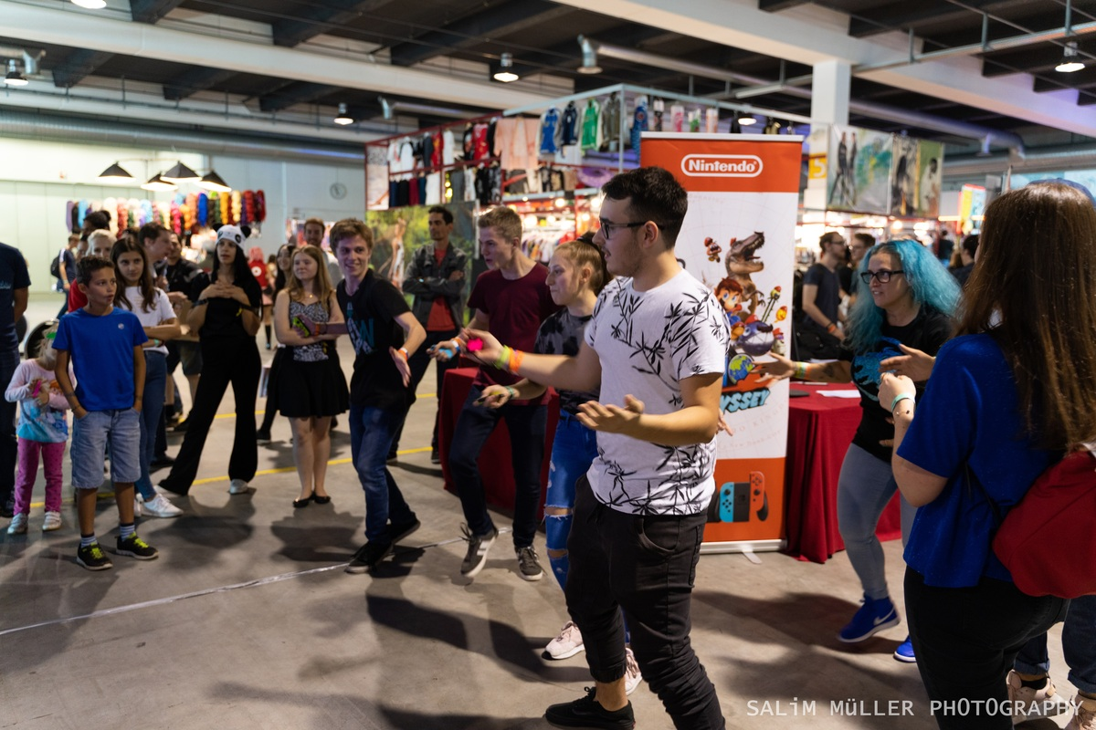 Zürich Game Show 2018 - Tag 2 - 066