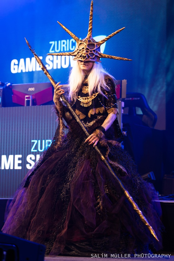 Zürich Game Show 2018 - Cosplay Tag 1 - 003