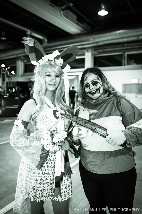 Zürich Game Show 2018 - Cosplay Tag 1 - 020