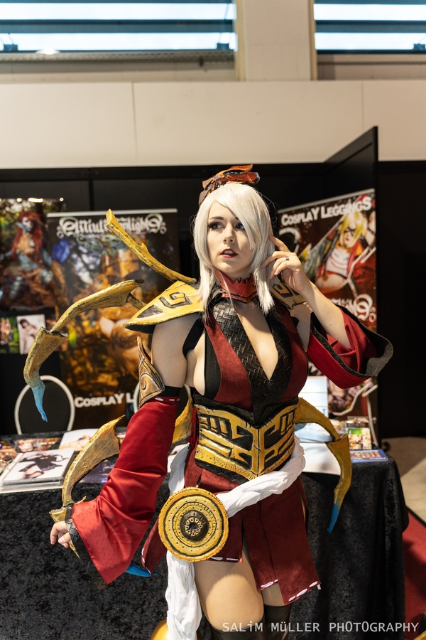Zürich Game Show 2018 - Cosplay Tag 1 - 032