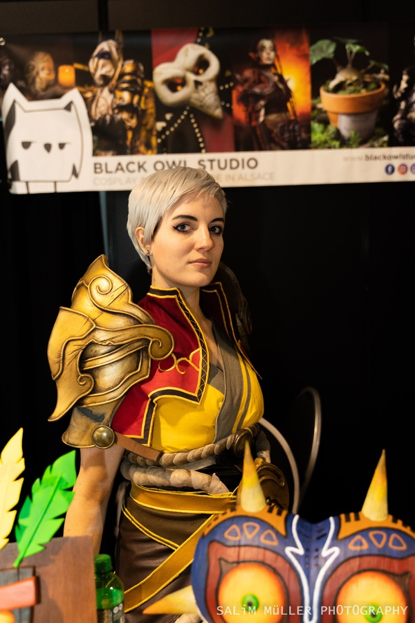 Zürich Game Show 2018 - Cosplay Tag 1 - 041