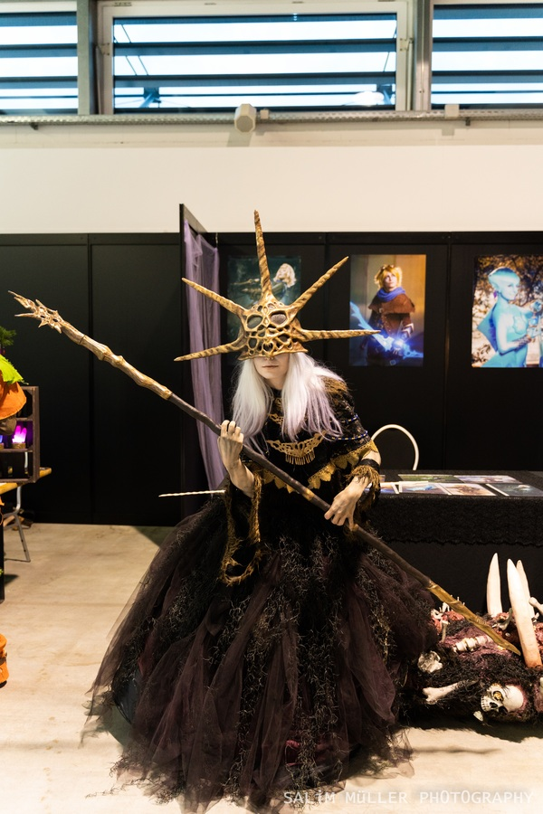 Zürich Game Show 2018 - Cosplay Tag 1 - 043