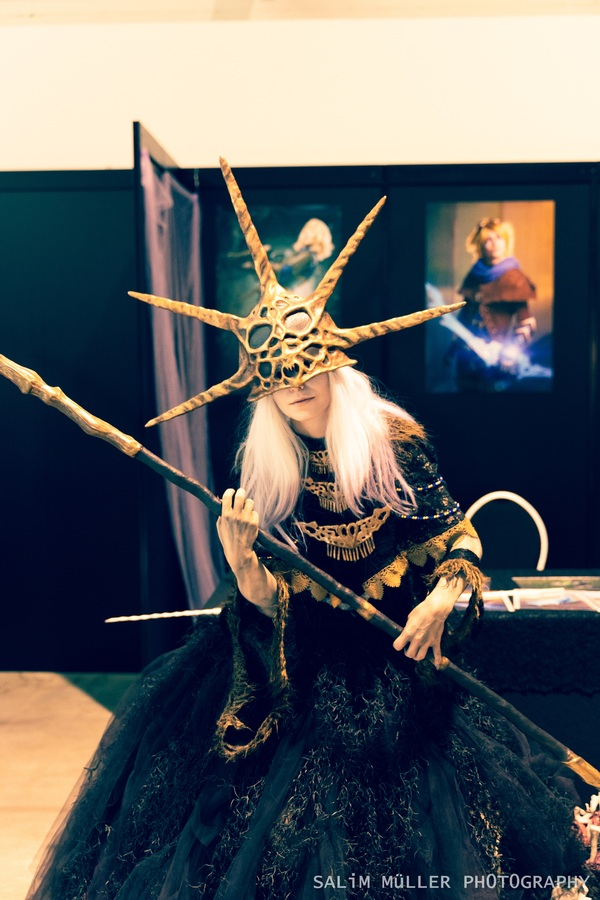 Zürich Game Show 2018 - Cosplay Tag 1 - 045