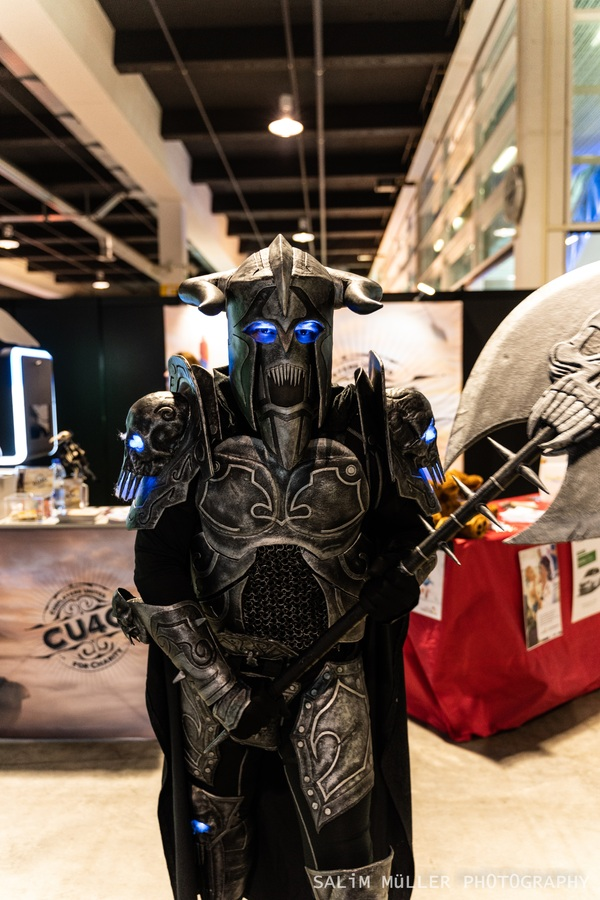 Zürich Game Show 2018 - Cosplay Tag 1 - 046