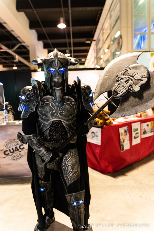 Zürich Game Show 2018 - Cosplay Tag 1 - 048