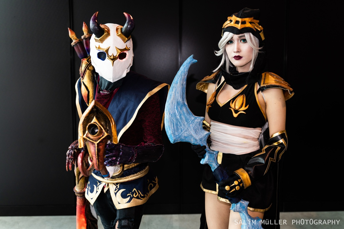 Zürich Game Show 2018 - Cosplay Tag 3 - 001