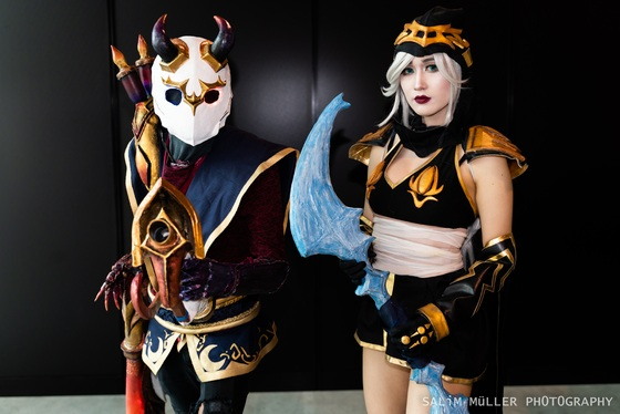 Zürich Game Show 2018 - Cosplay Tag 3 - 002
