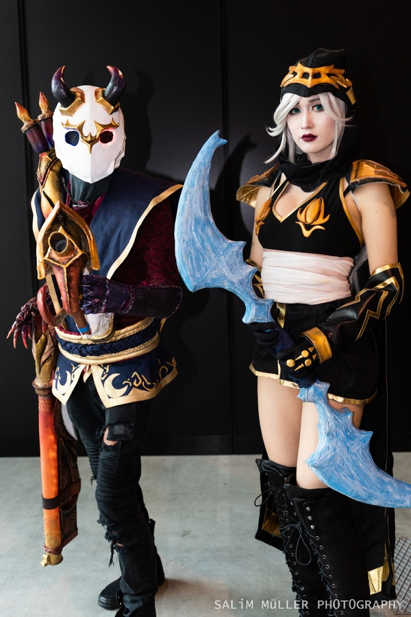 Zürich Game Show 2018 - Cosplay Tag 3 - 004