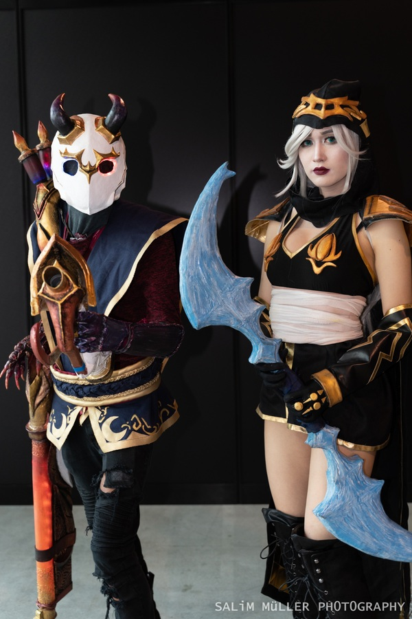 Zürich Game Show 2018 - Cosplay Tag 3 - 005